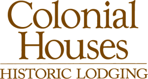 Colonial Houses Historic Lodging Logo