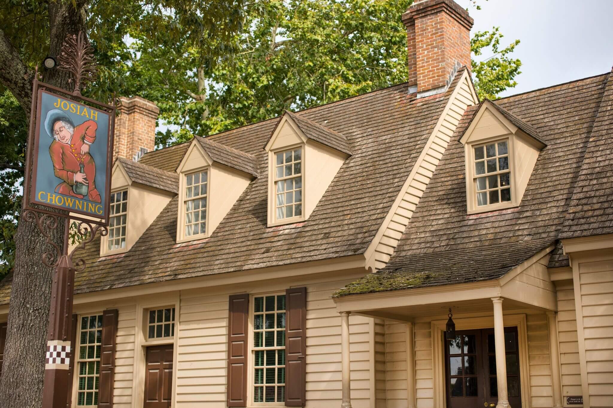 Chowning's Tavern | Colonial Williamsburg Resorts