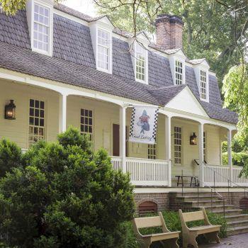 Christiana Campbell's Tavern exterior