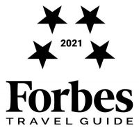 2021 Forbes Travel Guide Logo 4 Stars