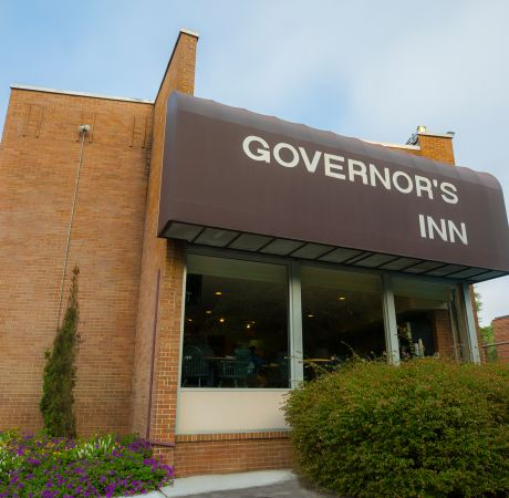 Governor's Inn Front Entrance