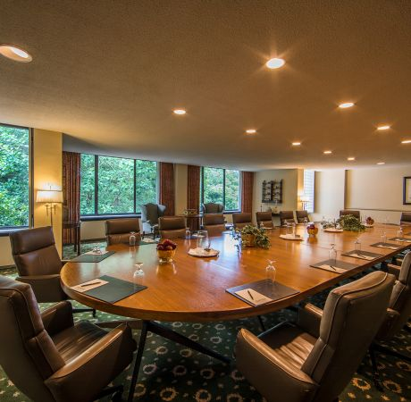 Griffin Hotel Executive Board Room
