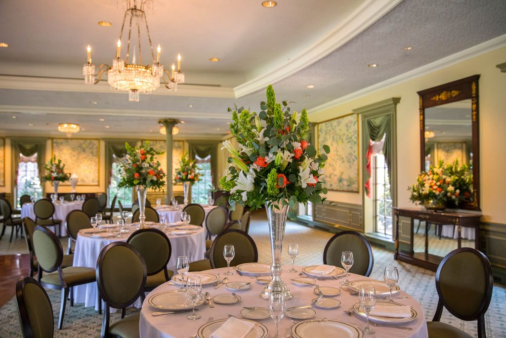 Regency dining room event venues colonial williamsburg for Regency dining room