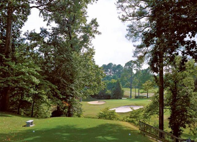 Spotswood Course Colonial Williamsburg, VA