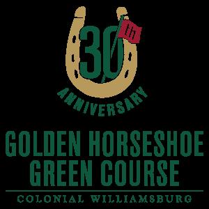 Green Horseshoe green course logo
