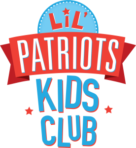 Lil Patriots Kids Club Logo