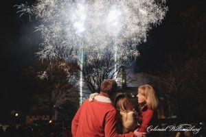Grand Illumination at Colonial Williamsburg