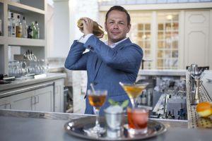 Social Terrace bartender