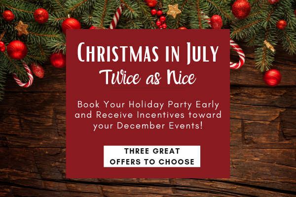 Christmas Catering 2020 Christmas in July | Colonial Williamsburg Resorts